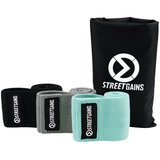 Fabric Booty Bands Pack Resistance Bands | StreetGains®_