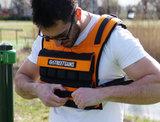 Weight Vest 20KG Orange | StreetGains®_