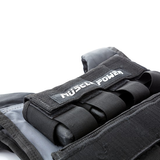 Weight Vest 20KG | Muscle Power®_