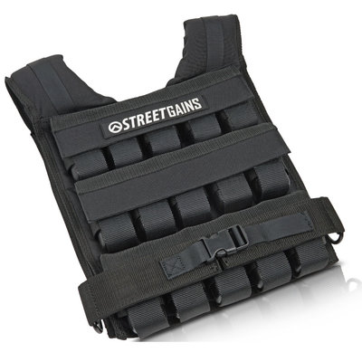 Weight Vest 30KG | StreetGains®