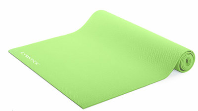 Fitness Yoga Mat Lime 4MM | Gymstick®