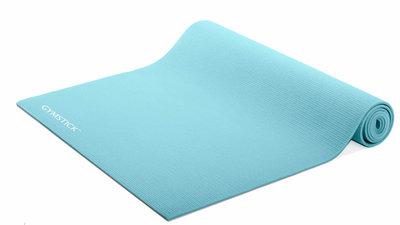 Fitness Yoga Mat Blue 4MM | Gymstick