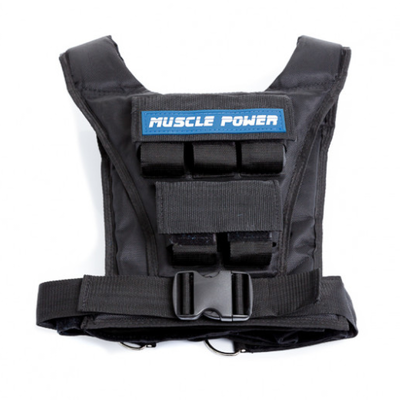 Weight Vest Woman & Men 10KG | Muscle Power®