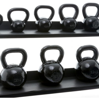 Kettlebells Cast Iron | Muscle Power®