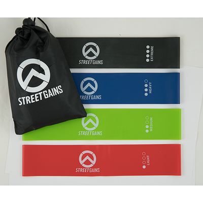 Mini Bands Pack - Resistance Bands | StreetGains®