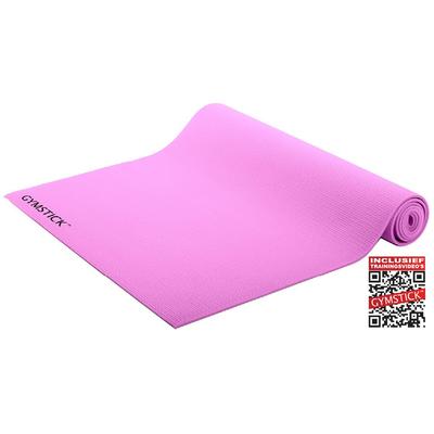 Active Training Mat Roze 4MM | Gymstick®