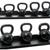 Kettlebells Cast Iron | Muscle Power®