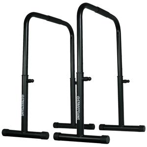 Adjustable Fitness Equalizer Dip Bars | StreetGains®
