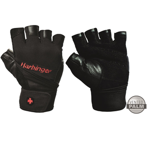 Men's PRO WristWrap Gloves | Harbinger®