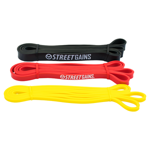 One Arm Pull Up Pack - Resistance Fitness Bands | StreetGains®