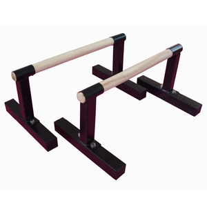 Wooden Parallettes | StreetGains®